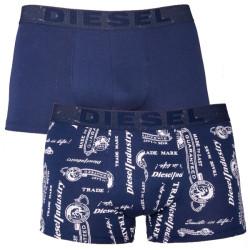 2Pack Diesel Boxerky Shawn Boxers Blue