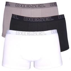 3Pack Diesel Boxerky Shawn Boxers Grey Black White