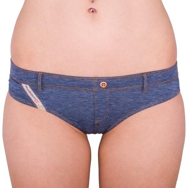 Dámské Kalhotky Diesel Bonita Underpants Blue  - obrázek