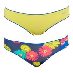 2PACK Dámské Kalhotky Diesel Bonitas Mutande Flowers