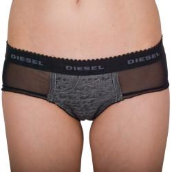Dámské Kalhotky Diesel Oxy Und Panties Black Lace