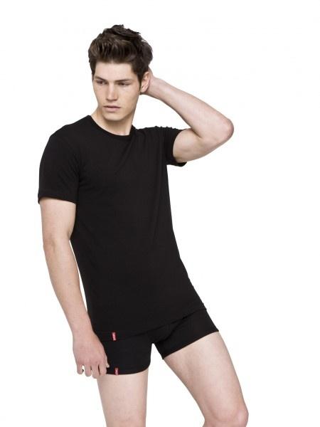 Pánské tričko Levis Jersey černé