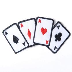 Nažehlovačka Poker