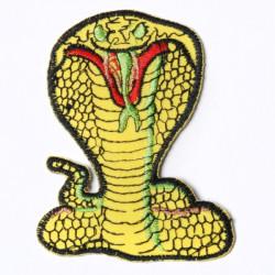 Nažehlovačka Žlutá Kobra