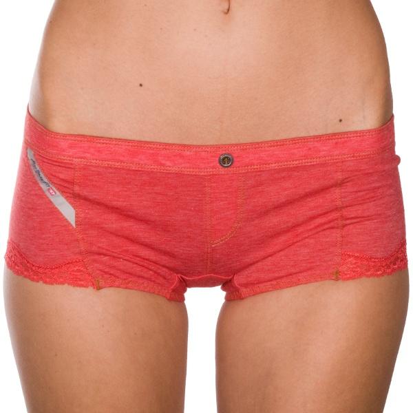 Dámské Kalhotky Diesel Vips Underpants Mutande Red