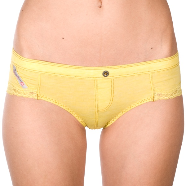 Dámské Kalhotky Diesel Celebritylace Mutande Yellow