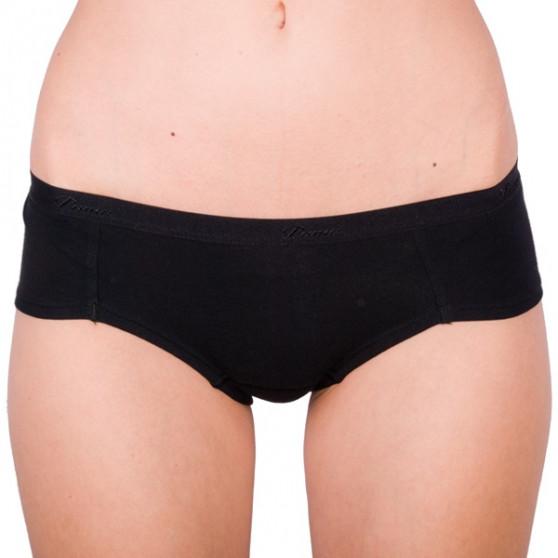 2PACK dámské kalhotky Puma černé (543002001 230)