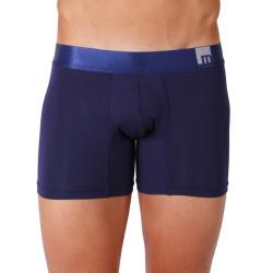 Pánské Boxerky Mosmann Australia Boxer M-Series Denim Navy Blue