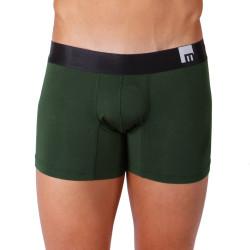 Pánské Boxerky Mosmann Australia Boxer M-Series Mojave Green