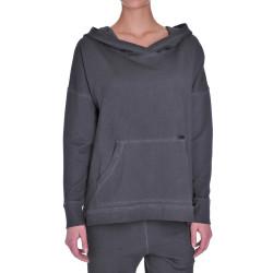 Dámská mikina Diesel šedá (00SBH9-0GAEW 900)
