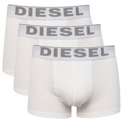 3PACK Boxerky Diesel The Essential White