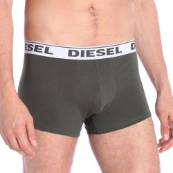 Pánské boxerky Diesel khaki (00CG2N-0HADM-512)