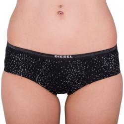 Dámské Kalhotky Diesel Celebritys Mutande Black Sparkle