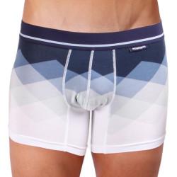 Pánské Boxerky Mosmann Australia Boxer Kingston Luxe Blue Print