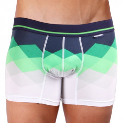 Pánské Boxerky Mosmann Australia Boxer Kingston Luxe Green Print