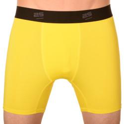 Pánské Funkční Boxerky Twenty Five Žluté