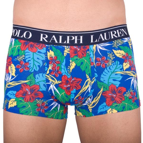 Pánské boxerky Ralph Lauren květiny