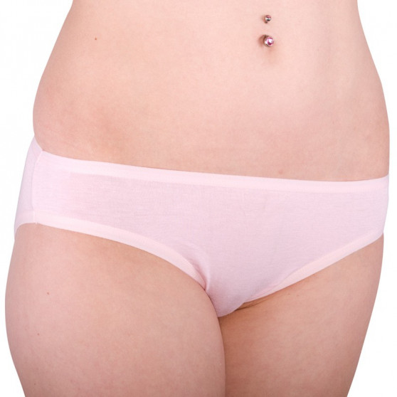Dámské Bambusové Kalhotky Molvy Onno Pink