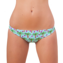 Dámské Plavky 69SLAM Kalhotky Plunge Bikini Coconut
