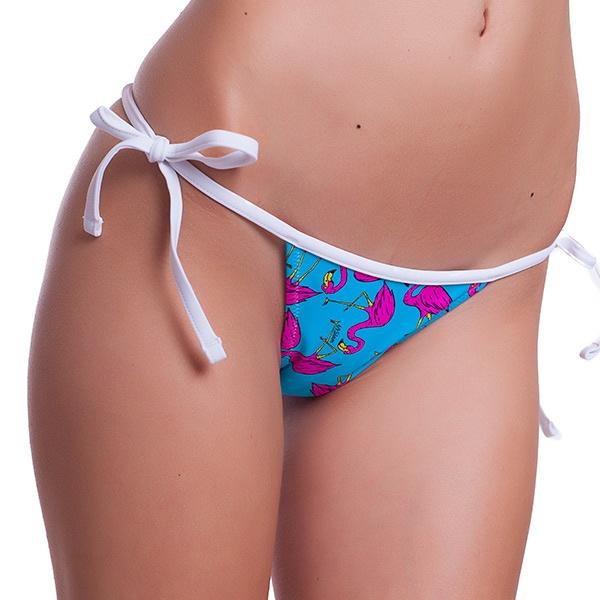 Dámské Plavky 69SLAM Kalhotky Triangle Flamingo Blue XS