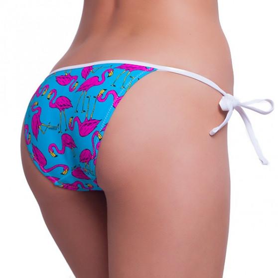 Dámské Plavky 69SLAM Kalhotky Triangle Flamingo Blue
