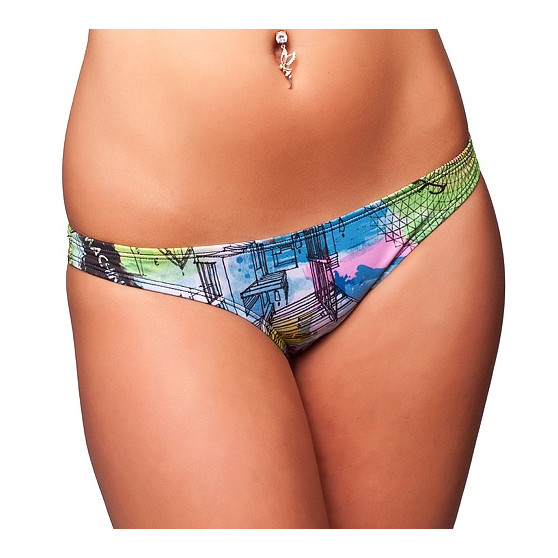 Dámské Plavky 69SLAM Kalhotky Cheeky Arch