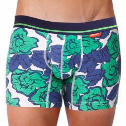 Pánské Boxerky Mosmann Australia Boxer Amalfi Blue Floral