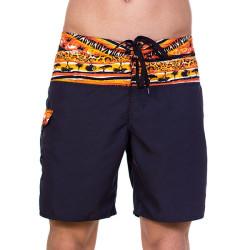 Pánské plavky 69SLAM střední Savana Orange (SDRSVO-PM)