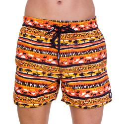 Pánské Plavky 69SLAM Boardshort Savana Orange