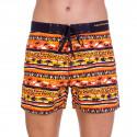 Pánské Plavky 69SLAM Krátké Boardshort Classic Savana Orange