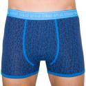 Pánské boxerky Stillo modré (STP-011)