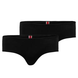 2PACK Dámské Kalhotky S.Oliver Black