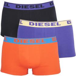 Pánské Boxerky Diesel Shawn Fresh & Bright Orange Purple Black