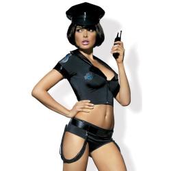 Kostým Obsessive Police Set