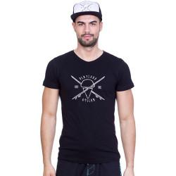 Pánské tričko 69SLAM Short Hipster Black