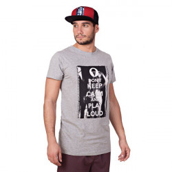 Pánské tričko 69SLAM Short Dont Keep Calm Grey