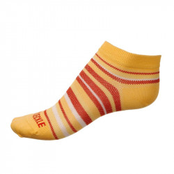 Ponožky Phuseckle summerline žluto červené