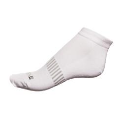 """Unisex ponožky PHUSECKLE bílé """"F"""""""