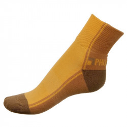 Dámské ponožky PHUSECKLE tm.béžovo/béžové půlené