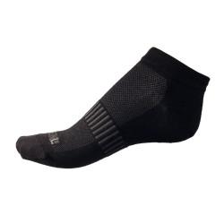 """Unisex ponožky PHUSECKLE černé """"F"""""""