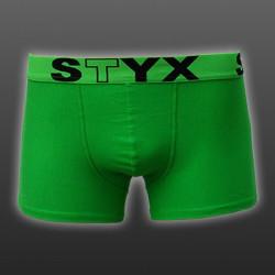 Pánské Boxerky Styx Sport Oranžové