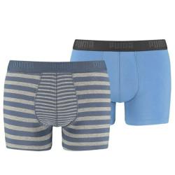 2PACK pánské boxerky Puma vícebarevné (661002001 515)