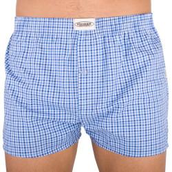 Pánské Trenýrky Climber Blue Cube