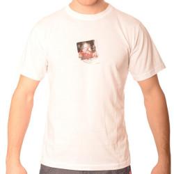 Pánské tričko 69SLAM Short Boobs White