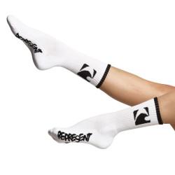 Ponožky Represent New Squarez White