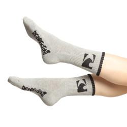 Ponožky Represent New Squarez Grey