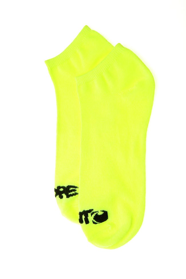 Ponožky Represent Summer At A Foot Pace Shock Yellow M