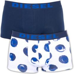 2PACK pánské boxerky Diesel vícebarevné (00S9DZ-0BANI-01)