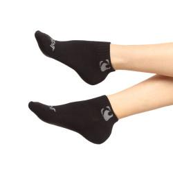 Ponožky Represent New Squarez Short Black