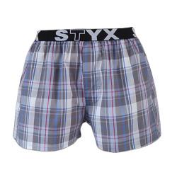 Pánské trenky Styx sportovní guma vícebarevné (B512)